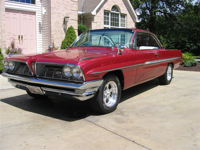 1961 pontiac ventura 2 door hardtop. Black Bedroom Furniture Sets. Home Design Ideas