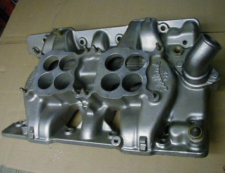 Special Intake Manifold Identification at Pontiac Paradise